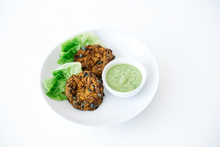 Black Bean and Sweet Potato Burgers  DF|GF|V+