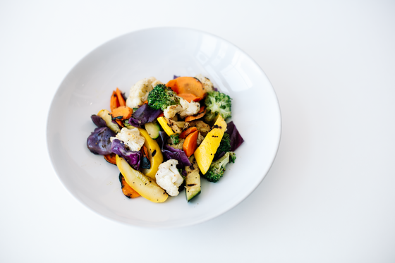 Seasonal Grilled Vegetables GF | DF | P | V+