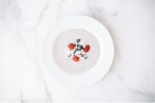 Banana Chia Seed Pudding GF | DF | V+