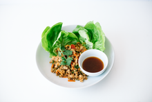Asian Chicken Lettuce Wraps GF | DF