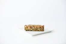 Chewy Honey, Nut and Cherry Breakfast Bar GF | DF | V