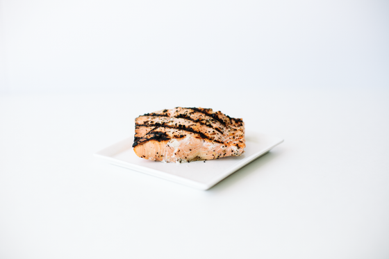 Grilled Wild Salmon GF | DF
