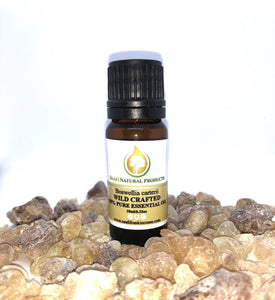 SAAFI Frankincense Boswellia Carterii Essential Oil Therapeutic Grade (10ml)-Frankincense Essential Oil-SAAFI Frankincense