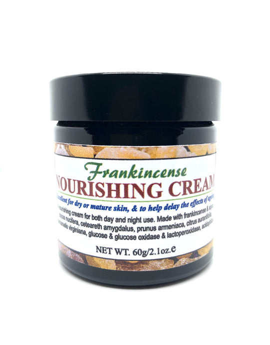 SAAFI Frankincense Nourishing Cream (60g)-Frankincense Nourishing Cream-SAAFI Frankincense