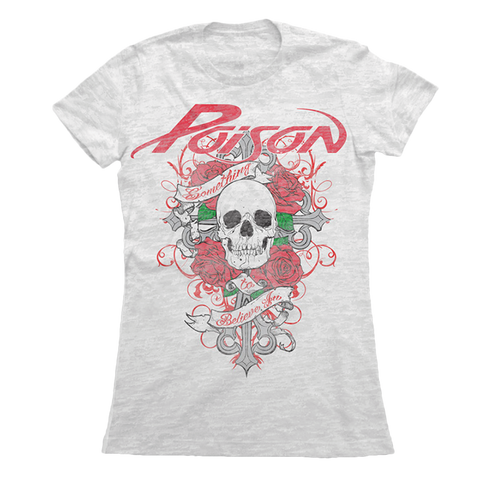 Poison Skull T-Shirt (Women)