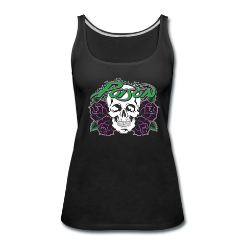 Purple Rose Tank (Women)
