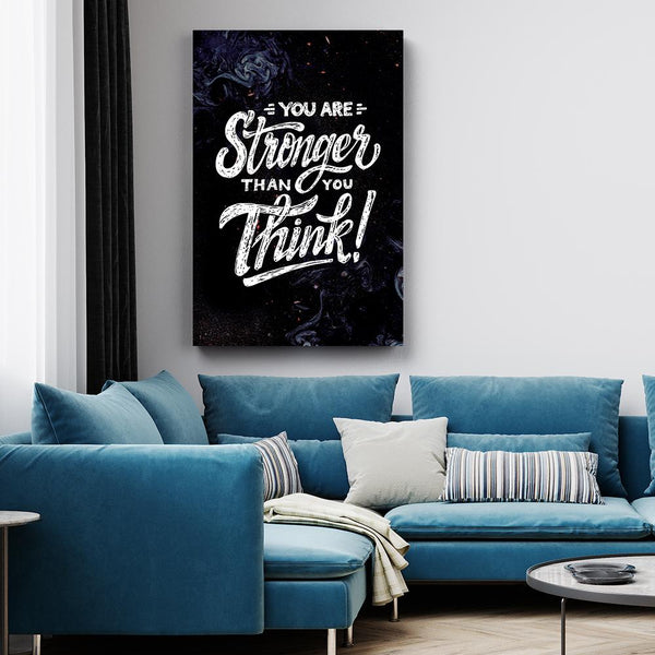 Motivational Quotes, Wall Art Canvas