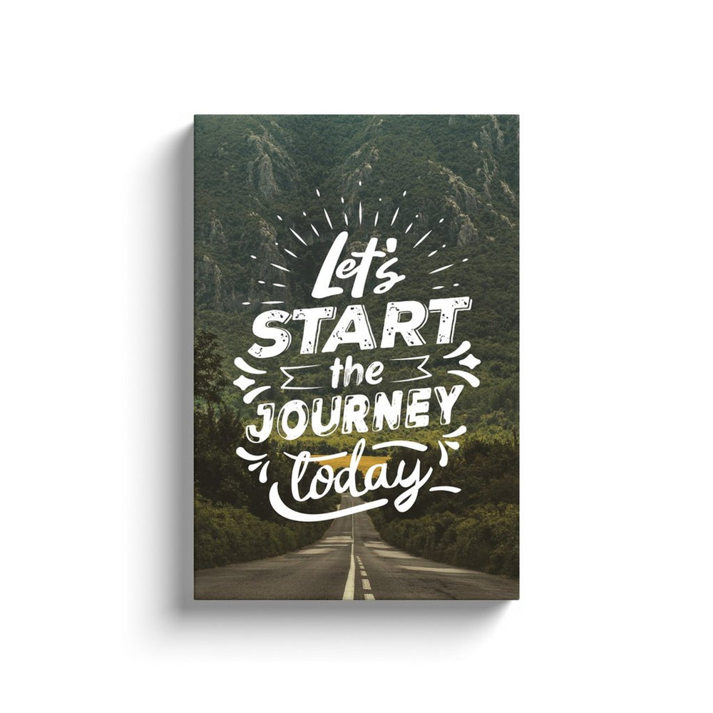 Let's Start the Journey Today