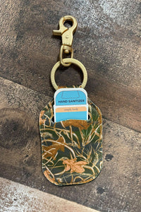 Simply Southern Key Chain with Hand Sanitizer