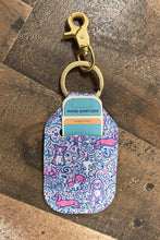 Load image into Gallery viewer, Simply Southern Key Chain with Hand Sanitizer