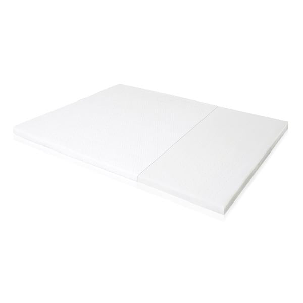 "2"" Latex Foam Mattress Topper - Spine Align"