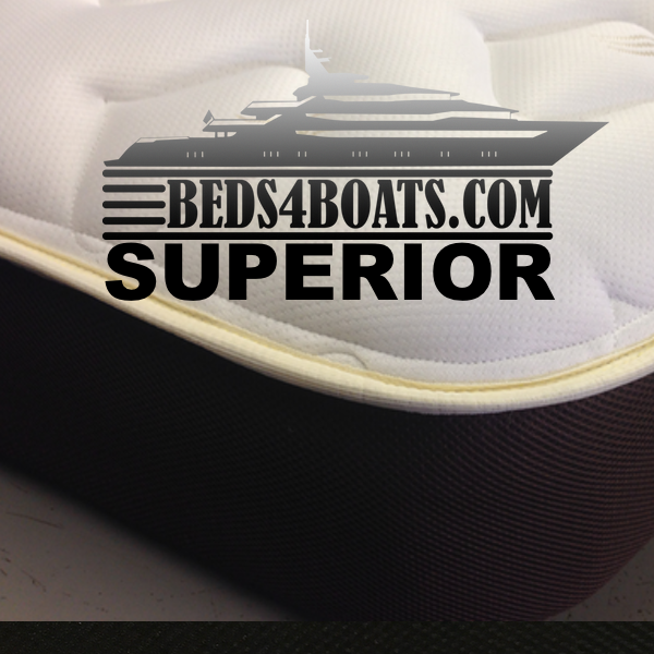 "Boat Mattress - Superior (8"" high) - Spine Align"