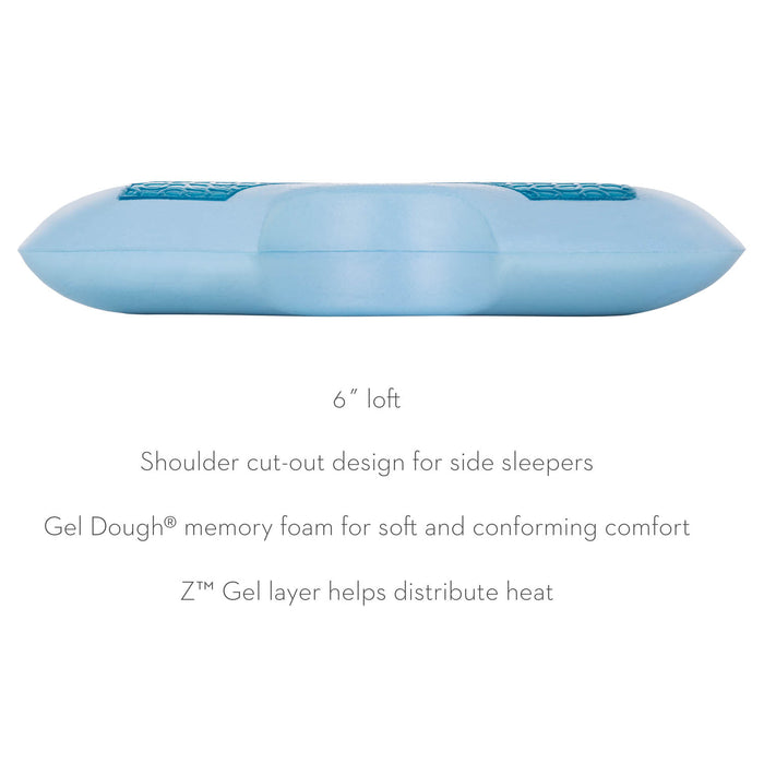 Pillow - Shoulder Gel Dough® +Z Gel