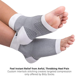 🔥 BUY 1 FREE 1 🔥 - TED™ Foot Support Compression Socks