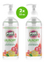 Pink Solution LAUNDRY Concentrated Eco-Friendly laundry gel non-toxic Fresh Citrus - Pink Solution USA