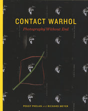 Load image into Gallery viewer, Contact Warhol - Photography Without End