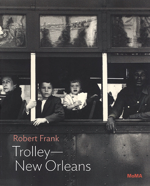 Robert Frank - Trolley-New Orleans