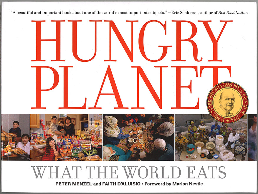 Hungry Planet - What the World Eats