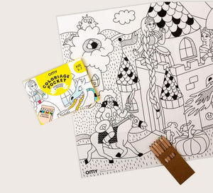 Pocket Colouring Set