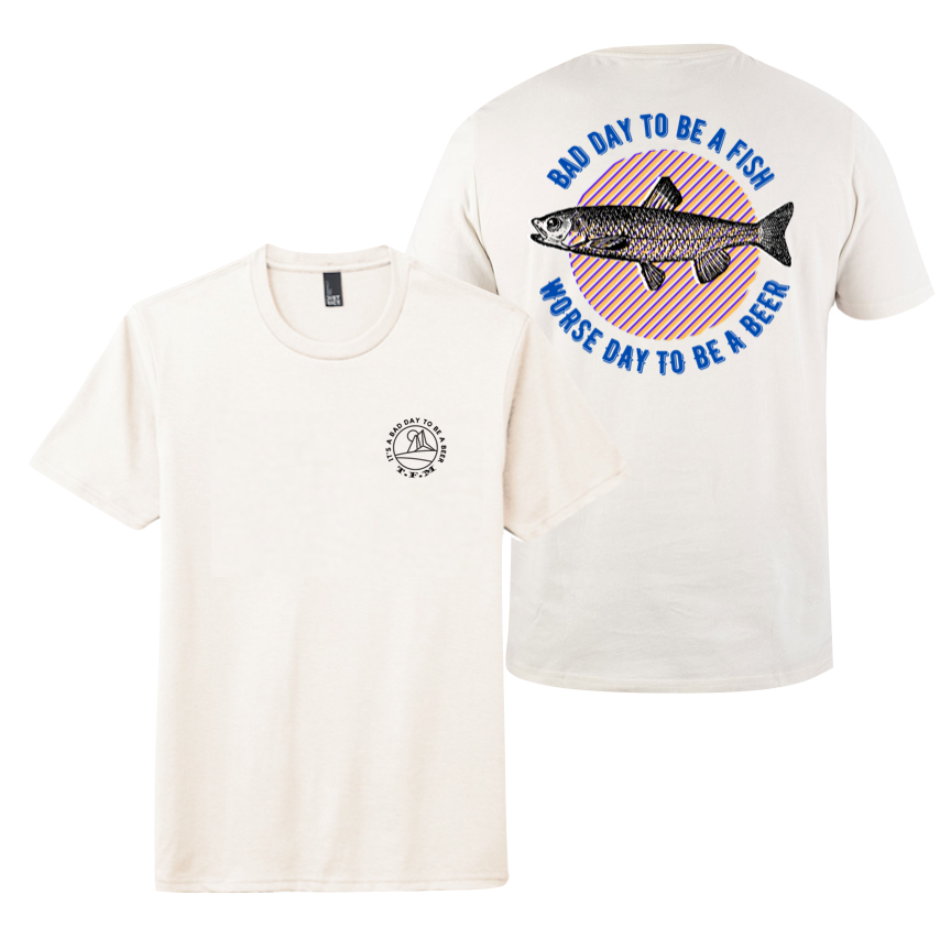 Bad Day Fish Tee