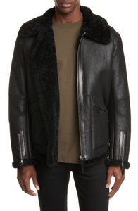 Genuine Shearling Jacket