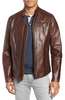 Cow Leather Jacket Atlas Jackets