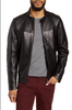 Nestem Leather Moto Jacket