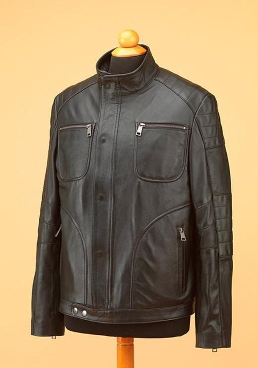 All Saint's Black biker men leather jacket
