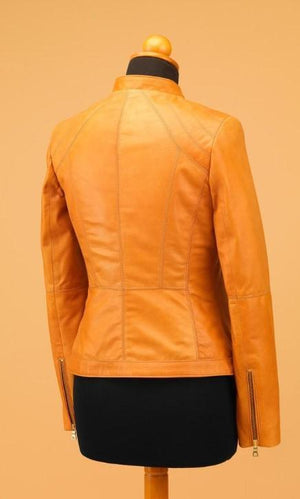 All Saint's women leather jacket