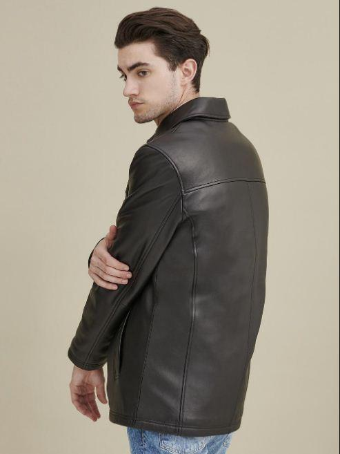 Leather Jacket with Thinsulate™ Lining