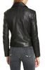 Mack Lambskin Leather Jacket