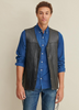 Big & Tall Rider Vest Leather Jacket