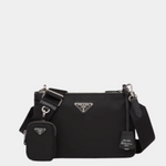 Nylon Re-Edition Shoulder Bag