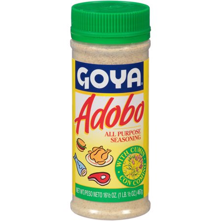 Adobo All purpose seasoning with Cumin