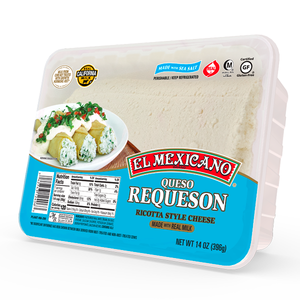 El Mexicano Requeson Tray 9/14