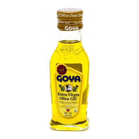 Goya Extra Virgin Olive Oil 36/3
