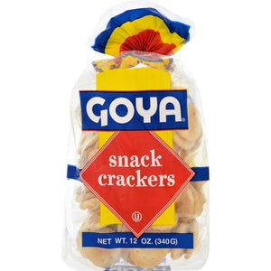 Goya Snack/Small Crackers 12/12oz