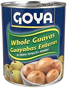 2839- Goya Whole Guavas 12/30oz