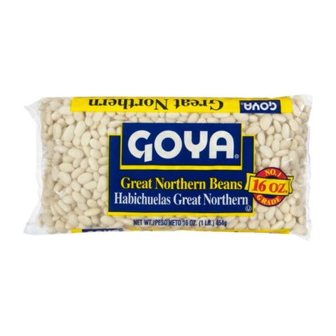 2485-Goya great Northern Beans 24/16 on
