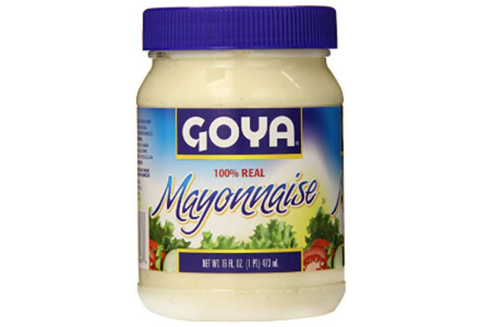 3867- Goya mayonnaise 12/16oz
