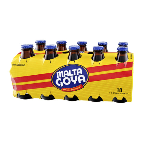 Malta Goya 4/10 pack 7oz (40 count)