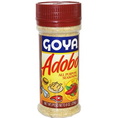 Adobo all-purpose seasoning with Pique (Hot pepper)