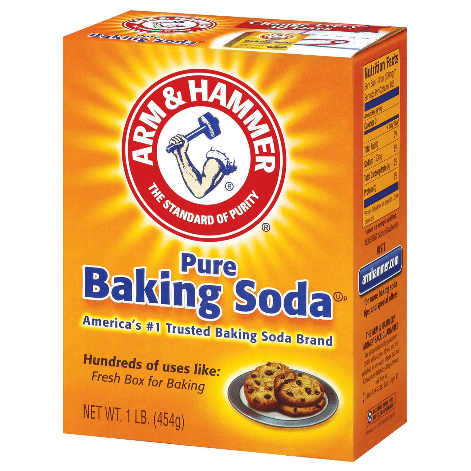 Arm & Hammer Baking Soda 24/16