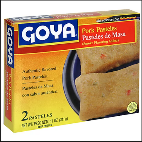 9152- (F) Goya pastel de masa 12/11on***New Item