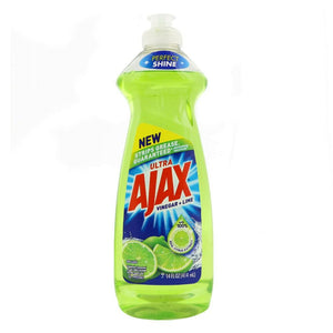 Ajax Dish Soap (p/Trastes) Tropical Lime 9/28