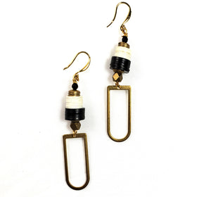 Société Urbane Alexandria Drop Earrings