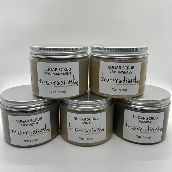 Sugar Scrub 7 oz.