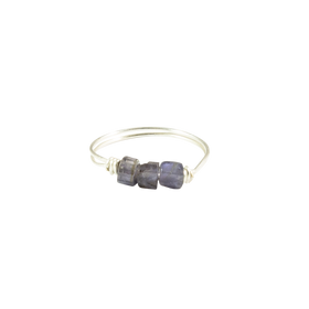 Intention Ring - Silver