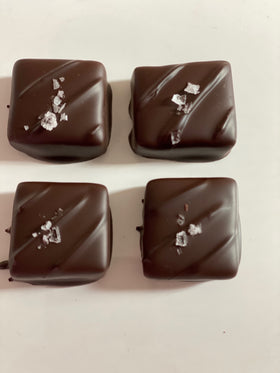 Mixed Chocolates Caramels & Raspberry