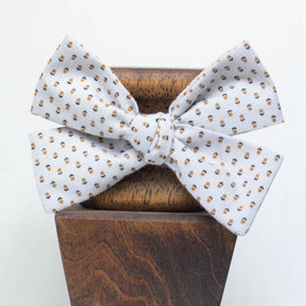 Acorn Floral-Little Lady Hair Bow